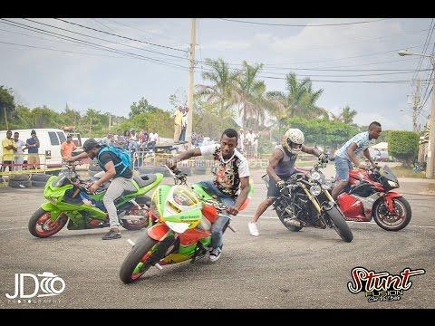BIKE SHOW// STUNT FUSION 2k16!!Discovery Bay, Jamaica