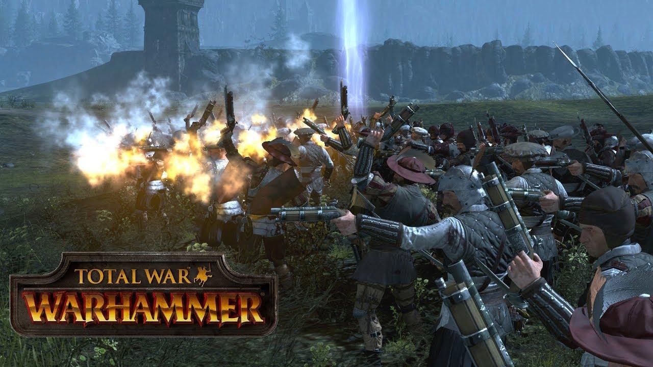 Free Company Crossfire // Total War: Warhammer Online Battle #50