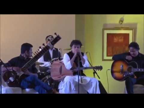 Shehzad Roy - Live before Princess Zahra and Prince Rahim Aga Khan