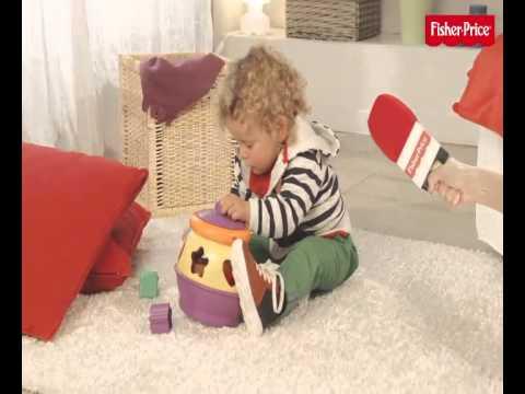 Fisher Price Cookie Shape Sorter Smyths Toys