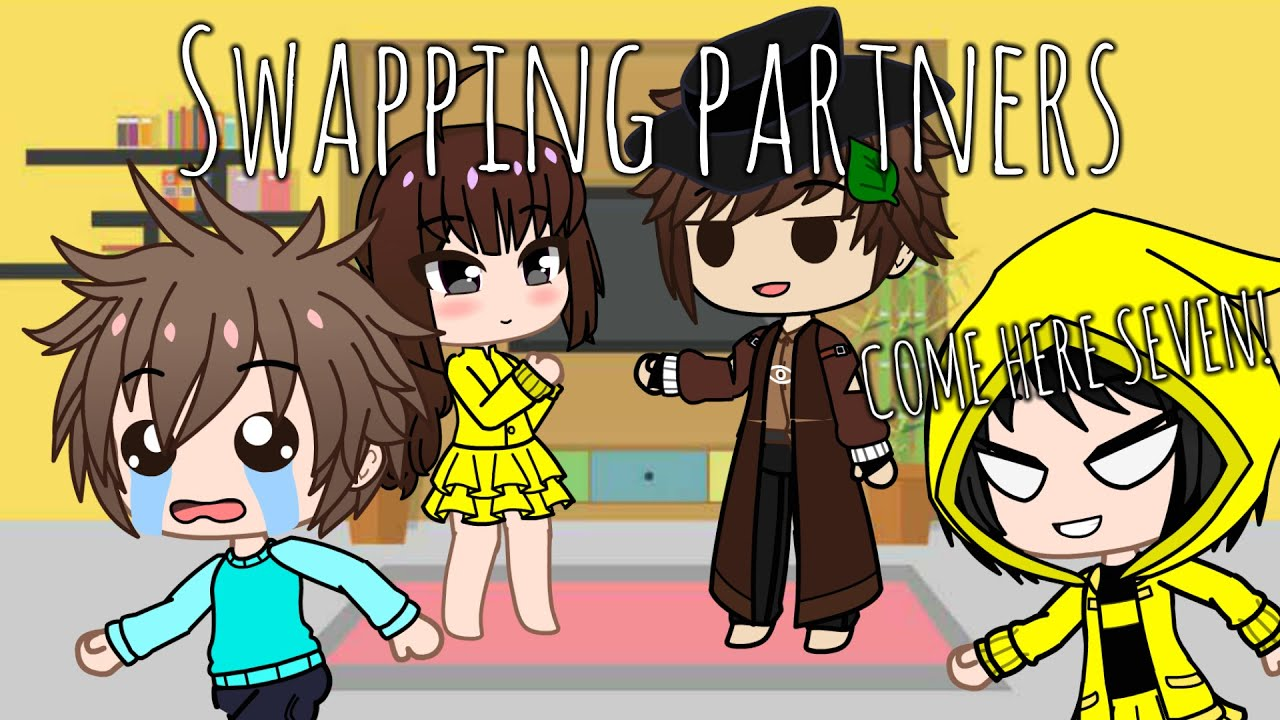 Swapping Partners | ft. Little Nightmares characters (new outro!)