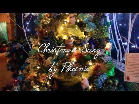 CUBE ARTISTS - CHRISTMAS SONG (크리스마스 노래) [Phoenix \m/ Vocal Cover]