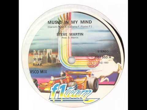 Steve Martin - Music In My Mind
