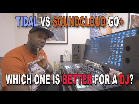 Tidal vs SoundCloud Go + Streaming Review in Serato 2.1. Which one should you use? Mp3