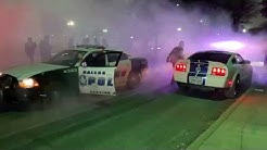 Texas Burnouts - Gas Monkey Bar and Grill