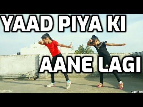 yaad-piya-ki-aane-lagi-zumba-choreography-l-yaad-piya-ki-dance-cover