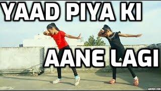 Yaad Piya Ki Aane Lagi Zumba Choreography l Yaad Piya ki Dance Cover