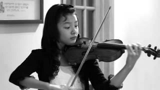 BACH, CONCERTO NO.2 IN E MAJOR,  Allegro assai(3rd Mov) - Jennifer Jeon
