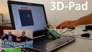3Dpad Indiegogo campaign