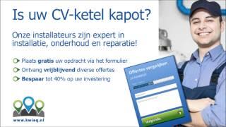 CV-ketel installatie en reparatie via Kwieq