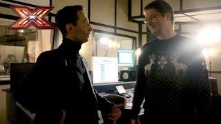 Эксклюзивное видео: Александр Ломия и Игорь Кондратюк шутят на записи для «Параллельного Х-фактора»