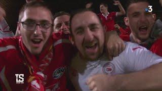 Nîmes retrouve la Ligue 1