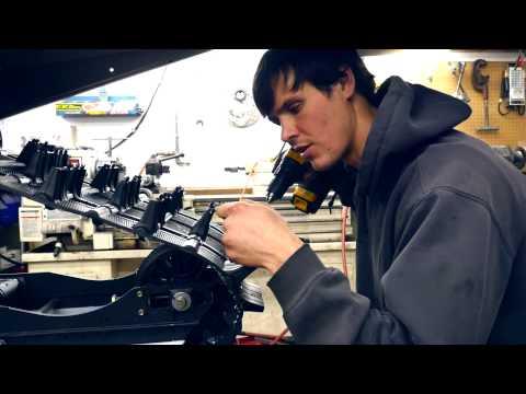 Kold Kutter Screw Installation - Snowmobile