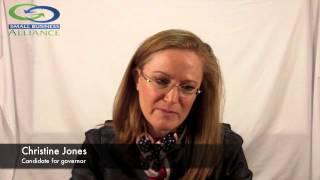 Christine Jones for Governor 2014 -  Question 2