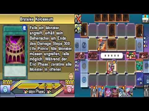 Let's Play Yu Gi Oh! World Championship 2011 Part 27 - Knappes Duell, Teil 1