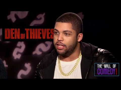 Den Of Thieves  With Pablo Schreiber & O'Shea Jackson