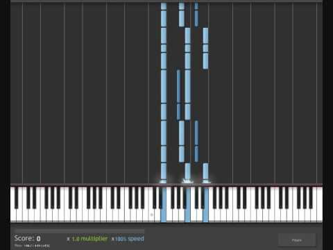 How To Play Forever Young on piano/keyboard