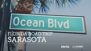 SIESTA KEY BEACH in SARASOTA, FLORIDA — Travel Vlog