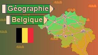 La Géographie de la Belgique