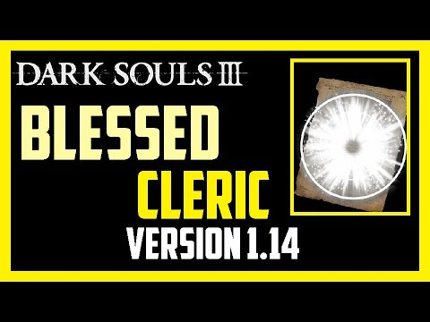 Dark Souls 3 - Divine Herald Faith Build [v1] - PVP Guide #93
