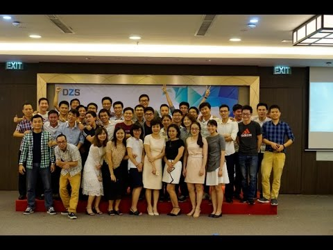 Happy 1st anniversary of dasan vietnam limited company 7th year of