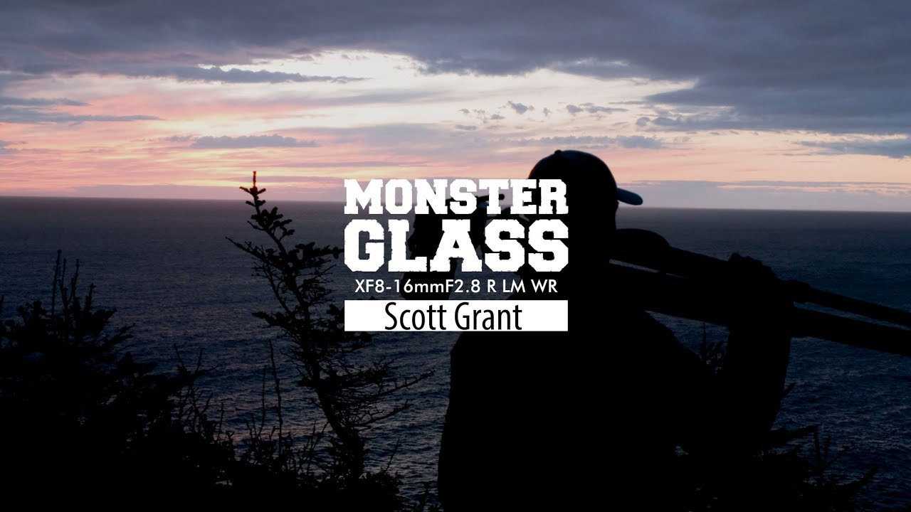 Download Monster Glass XF8-16mmF2.8 R LM WR with Scott Grant / FUJIFILM