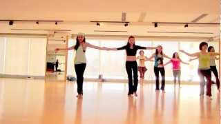 Bollywood Song Practice--Aa Re Pritam Pyaare @ CWB Myoga(Choreographed by Master Satya)