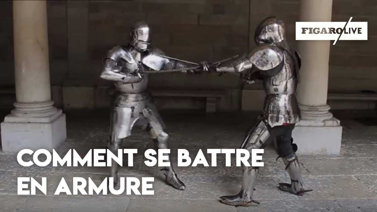 eed37dbfc428 Here's How to Fight Wearing 15th Century Armor | Smart News ...