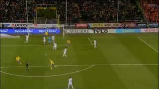Fotboll EM-kval : Sverige vs Holland - Sverige vänder 1-2 till 3-2 (2011-10-11)