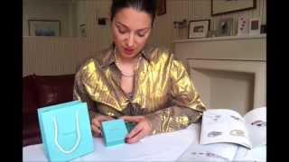 Tiffany & Co, Etoile bracelet in 18k gold, platinum and diamonds