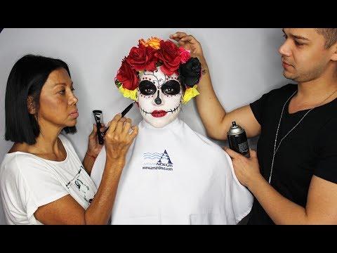 Halloween Makeup by Iris