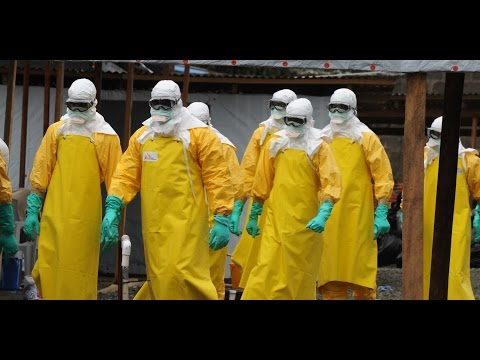 Another EBOLA OUTBREAK Hit AFRICA, CONGO, 3 Dead . 5.12.17