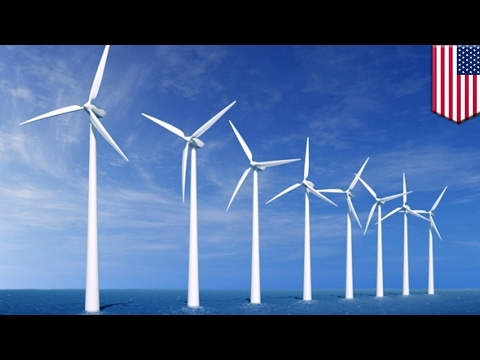 Green energy: America's largest offshore wind farm is coming to New York - TomoNews