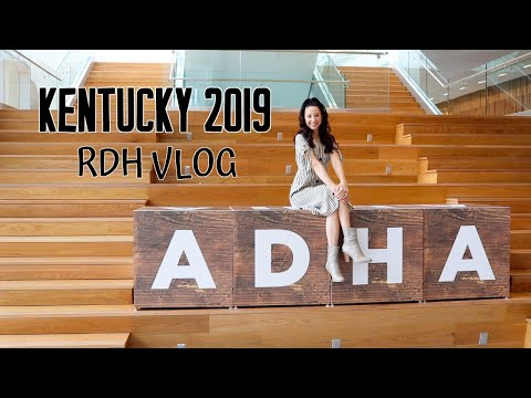 Experience ADHA 2019 Annual Conference Louisville KY With ME!