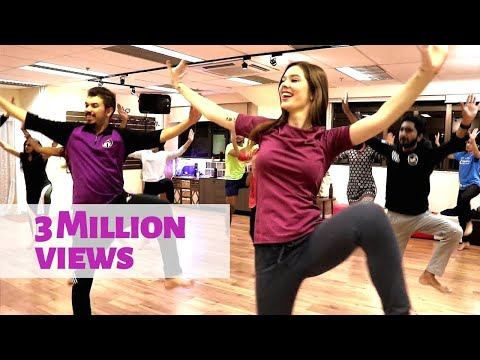 HEAVY WEIGHT BHANGRA | Ranjit Bawa | EASY BHANGRA WORKSHOP BY CHRISTINE | Hong Kong