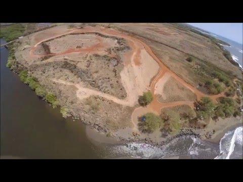 """ImpulseRc Alien 5""""  Waimea, Kauai.. Russian Fort Elizabeth"""