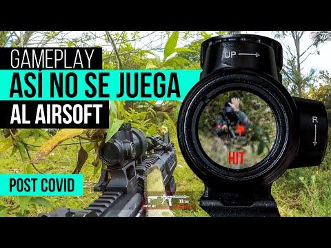 GAMEPLAY | ASÍ NO SE JUEGA AL AIRSOFT | BOGOTÁ COLOMBIA | POST COVID |