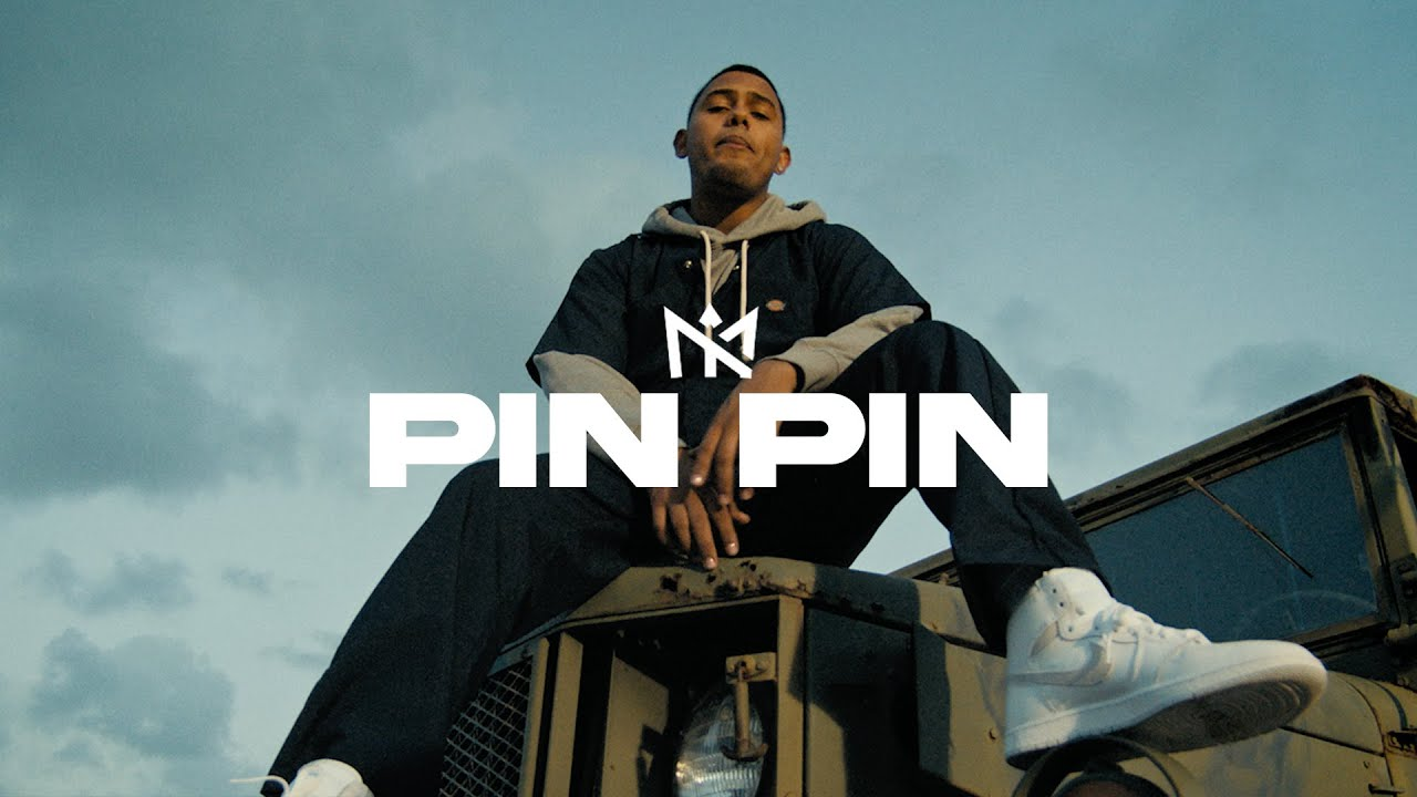 Myke Towers - PIN PIN (Video Oficial).