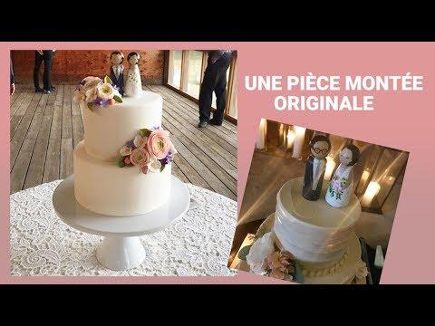 Rendez Votre Gateau De Mariage Original Grace A Ces Figurines