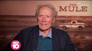 Exclusive: Clint Eastwood Talks About Latest Film 'The Mule' | Studio 10