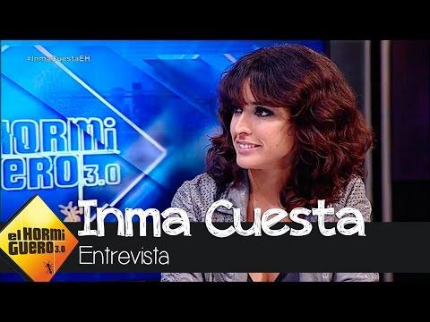 Inma Cuesta le canta a Pablo Motos 'La Tarara' en directo  'El Hormiguero 3.0'