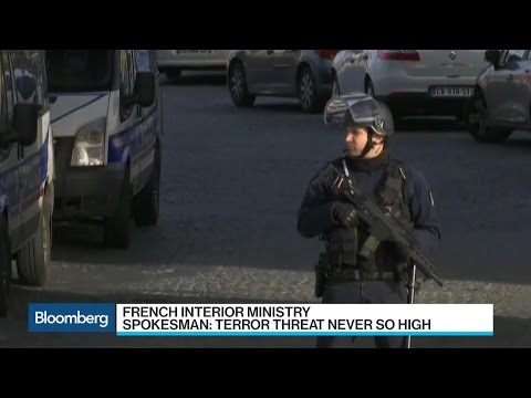 French Soldier Fires on Attacker at Paris's Louvre Museum