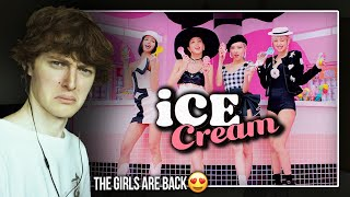 THE GIRLS ARE BACK! (BLACKPINK (블랙핑크) 'Ice Cream (with Selena Gomez)' | Music Video Reaction/Review)