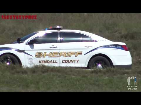 KENDALL COUNTY TROOPER STOP - Surprise Ending