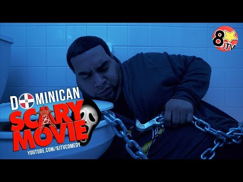 Dominican Scary Movie (Spanish Skit) (8JTV)