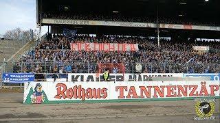 25.11.2018 KSC - 1860 München
