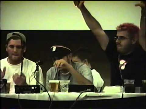 Black Hat USA 2001 - Hacker Jeopardy Final