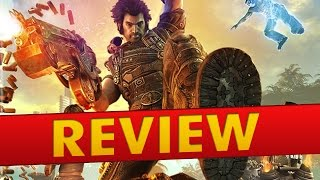 XBOX 360 - Bulletstorm (Review)