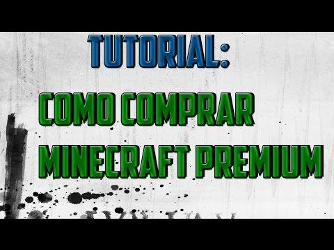 Tutorial: Como comprar Minecraft Premium (Tarjeta de Credito) 2014-2015