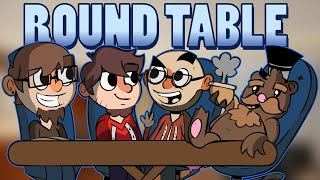 2014 Indie Game Round Table PODCAST (ft. MathasGames, Northernlion & Baertaffy)